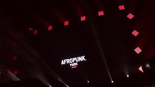 Rokia @AFROPUNK Paris