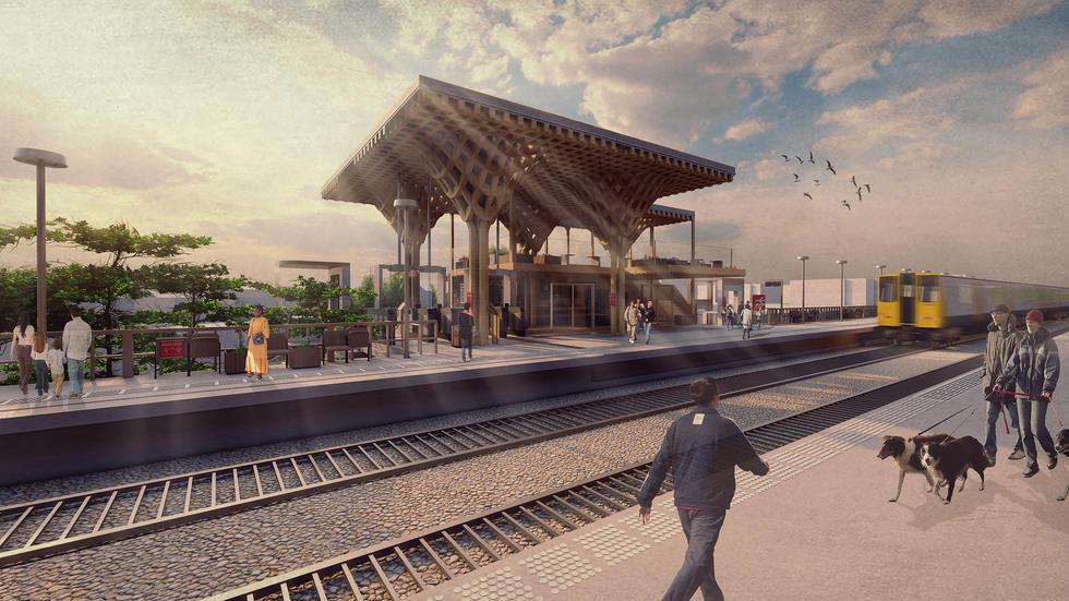 RIBA X Network Rail