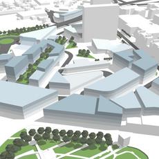 New Urban Realm - Fairfax Quarter Covent