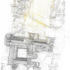 Site map drawing