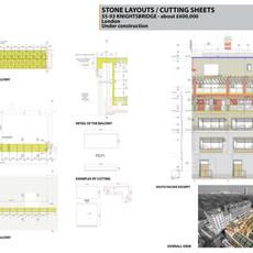 Stone Layouts _ Cutting Sheets (London)