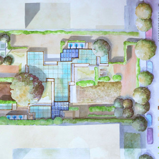2. Lanscape Plan