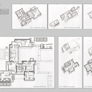 3. Apartment Layouts