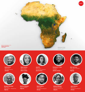 A + C Africa Design Competition Orgainsers
