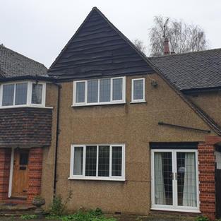 Tabworth Village, Surrey