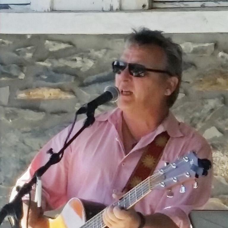 Jim Steele at Harvest Gap Brewery