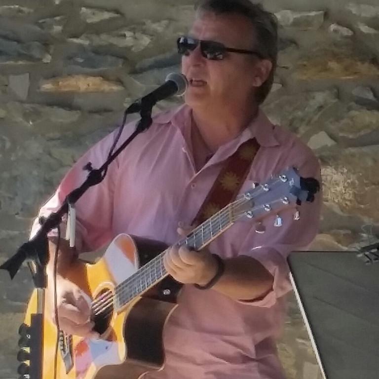 Jim Steele at The Barns at Hamilton Station