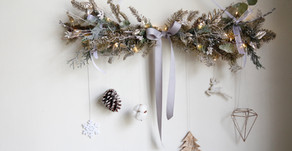 | 家飾 | 銀灰雪白耶誕掛飾 Silver and White Christmas Hanging Decor