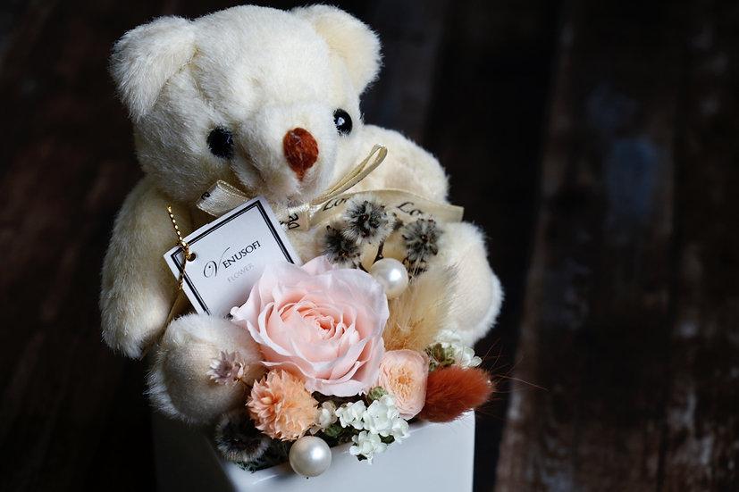 「熊」愛你・守護你 / 粉紅
