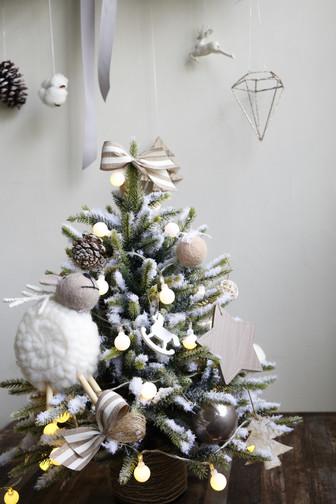 | 家飾 | 暖暖可愛耶誕樹 The Little & Cute Christmas Tree