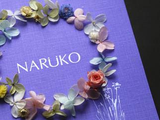 | 合作活動 | NARUKO 繽紛花圈卡