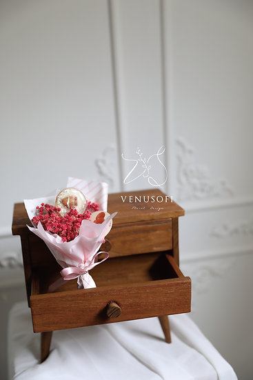甜滋滋的祝福~迷你乾燥花束 Sweetest & Best Wishes Mini Lollipop Bouquet