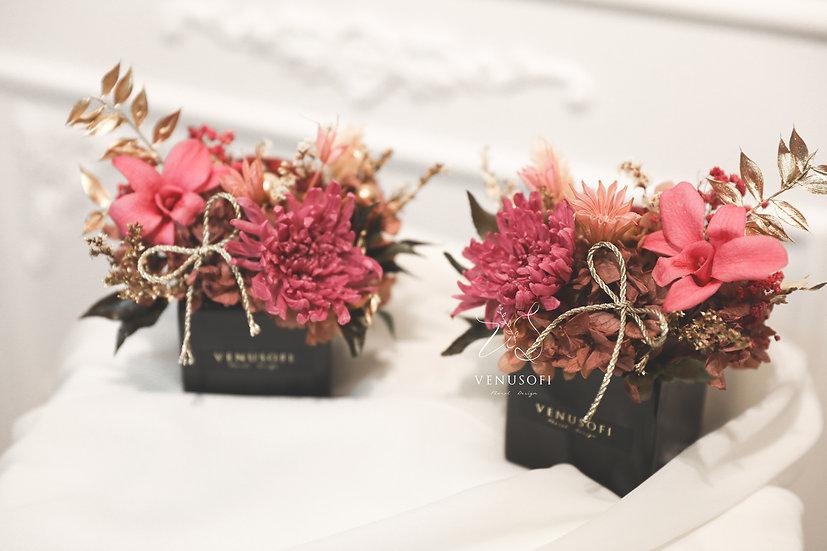 永恆敬神小花禮 Preserved Flowers for Buddha