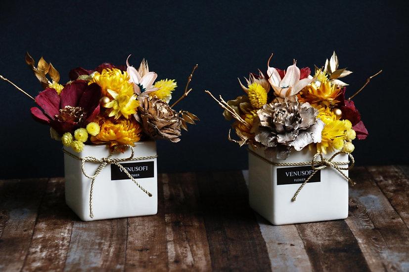 乾燥敬神小花禮 Dried Flowers for Buddha