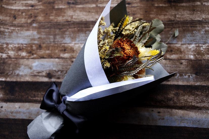 風範紳士乾燥花束 Special Bouquet for Gentlemen