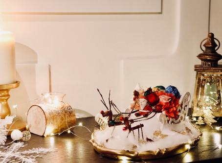   課程   跑吧!魯道夫,我們送糖去!Snapshots of Christmas Floral Workshop - Let's Go, Rudolph!