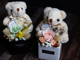 | 花禮 | 熊愛你 守護你