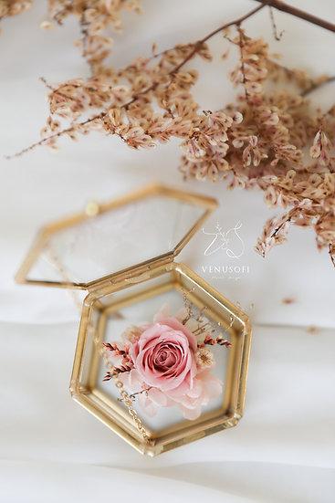 永恆花戒 Preserved Flower Ring
