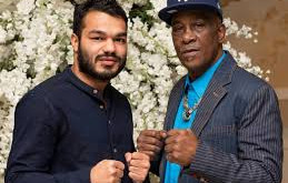 Newark Boxing Icon Takes Indian Phenom Under His Wing