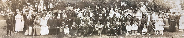 1916 First Annual Picnic of Elkhart Lake
