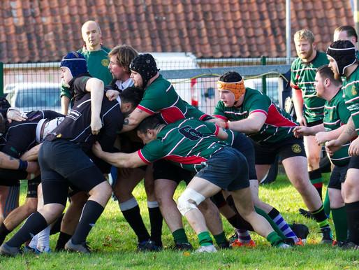 Aldeburgh v Colchester 4s Match Report