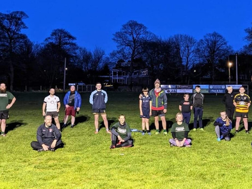 Monday Night Touch is Back!