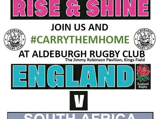 RWC FINAL ENGLAND VS SOUTH AFRICA