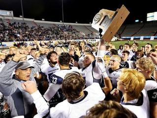 Greenwood Captures Class 6A Crown