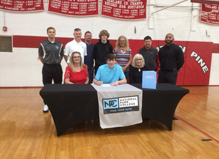 Red Devils Celebrate Historic Signing Day