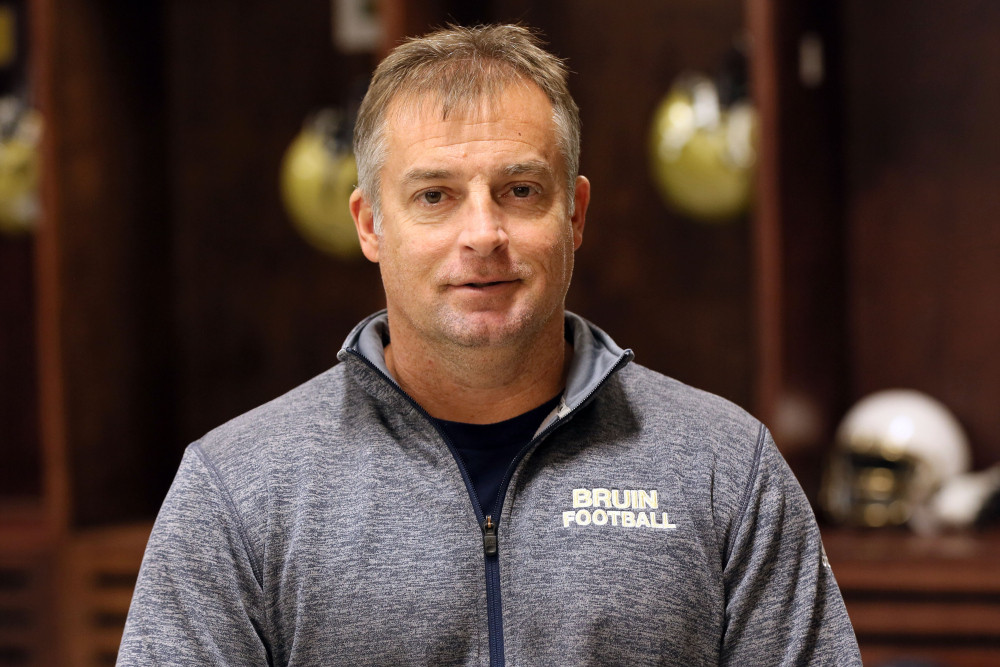 Kevin Kelley of Pulaski Academy is the ALL-USA Football Coach of the Year. (Photo: Nelson Chenault, USA TODAY Sports)