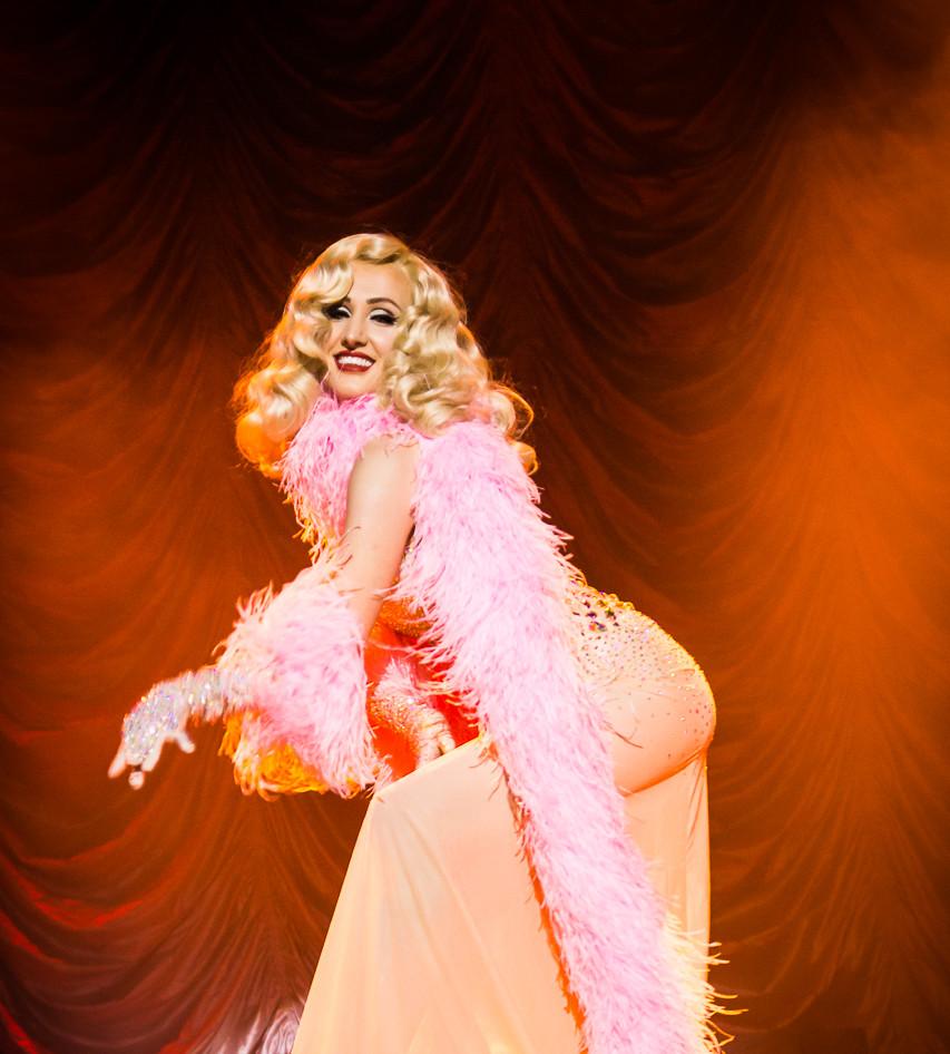 Showgirl Extravaganza