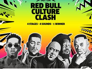 Redbull Culture Clash 2017
