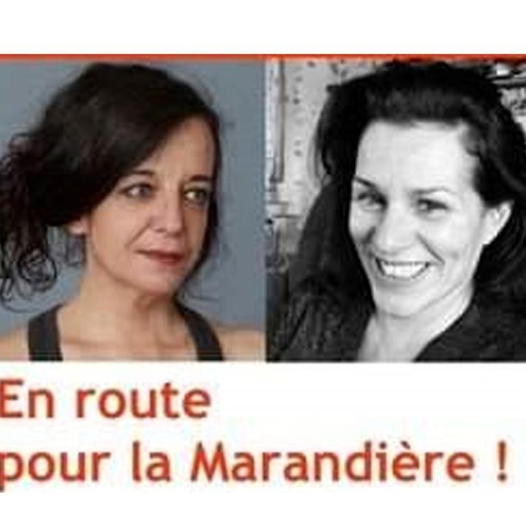 En route pour la Marandière !
