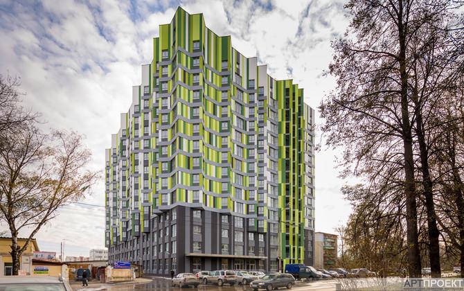 Мы в шорт-листе XI Нижегородского рейтинга архитектуры!
