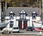 Admirals pub, Findochty, Moray Coast of Scotland