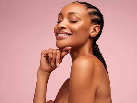 We help you to figure out your skin type…