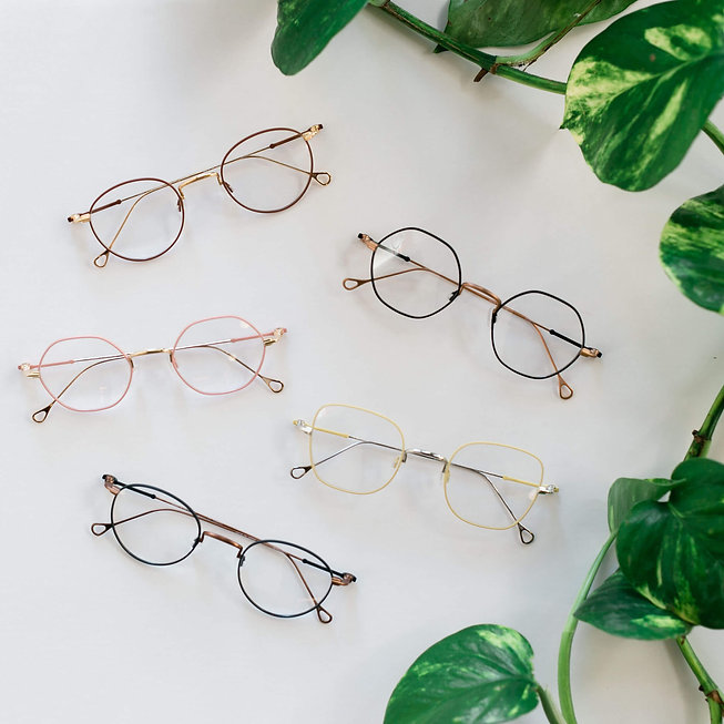 Unique glasses shop in Calgary