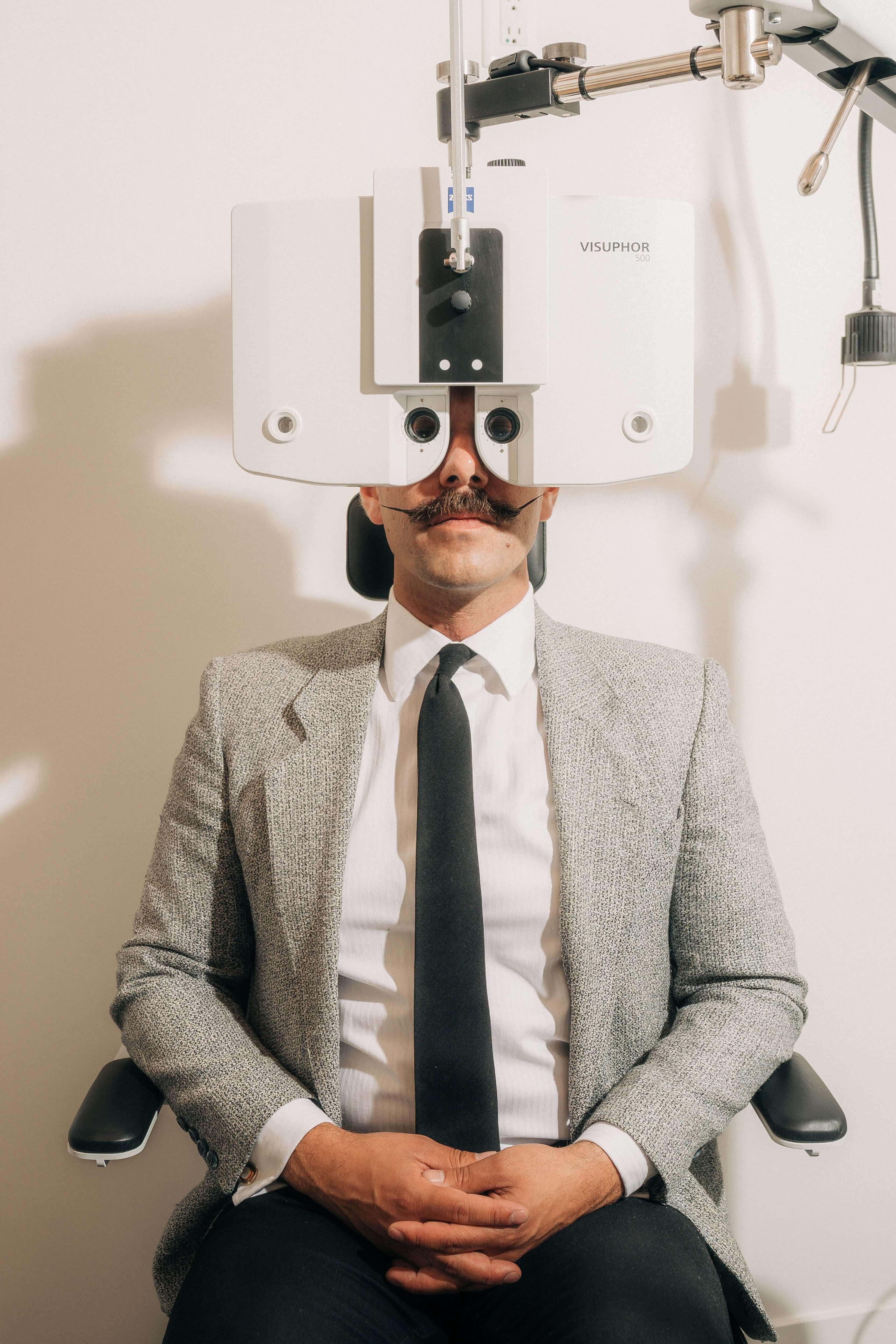 Adult Eye Exam