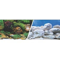 Marina Aquarium Background 24""