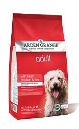 Arden Grange Adult Dog with fresh chicken & rice