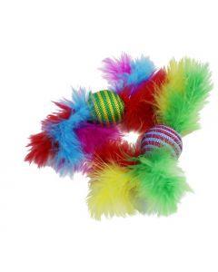 Happypet Carnival Rattler Cat Toy