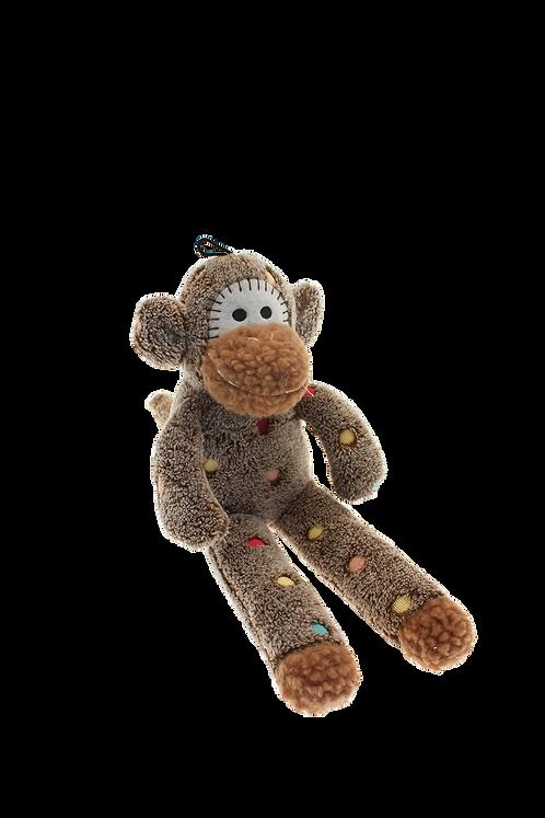 Happypet Little Rascals Sock Monkey
