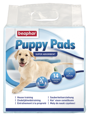 Beaphar Puppy Pads - 14 Pads