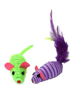Happypet Fiesta Mouse Cat Toy