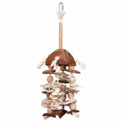 Trixie Coconut Bird Toy