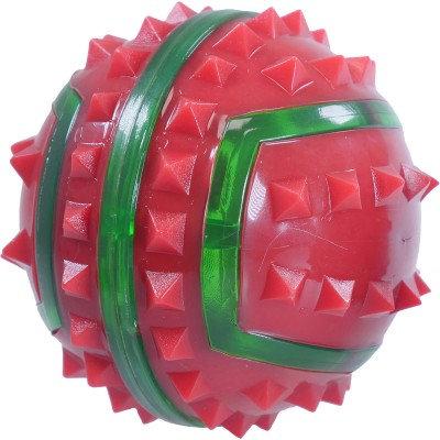 Rosewood Small Festive Flashing Spikey Ball