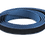 Thumbnail: Ancol Small Bite  Blue Velvet Collar & Lead Set XS