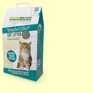 Breeder Celect cat litter 20L