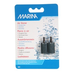 "Marina Air Stone, Cylindrical, 2.84 cm (1 1/2""), 2 pieces"
