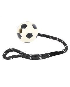 "Happypet Soccer Rope Ball 2.5"""
